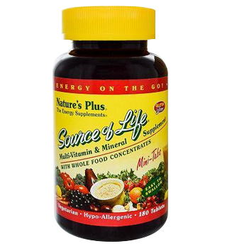 Source of Life Multi-Vitamin & Mineral Supplement