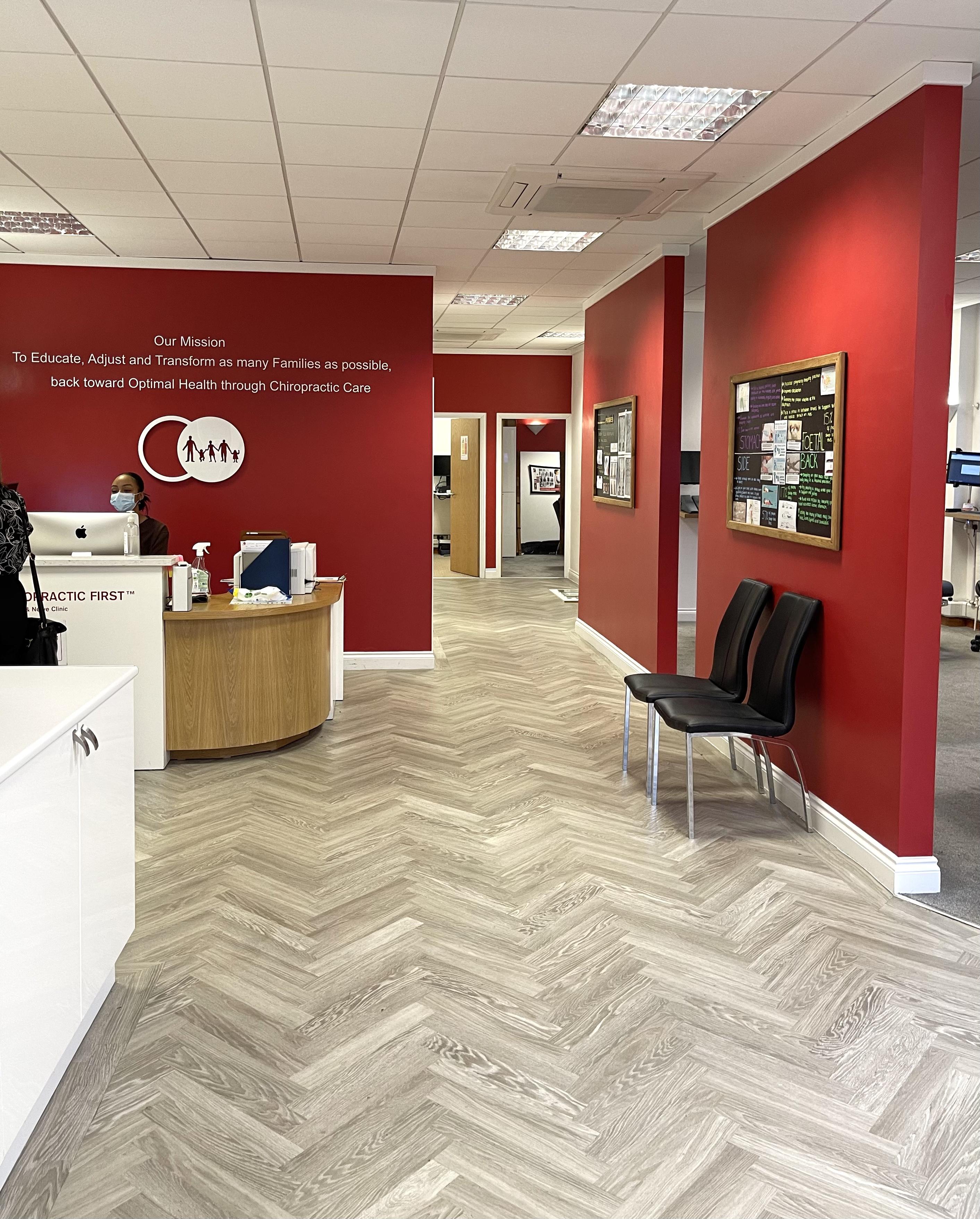 Leeds City Centre's clinic