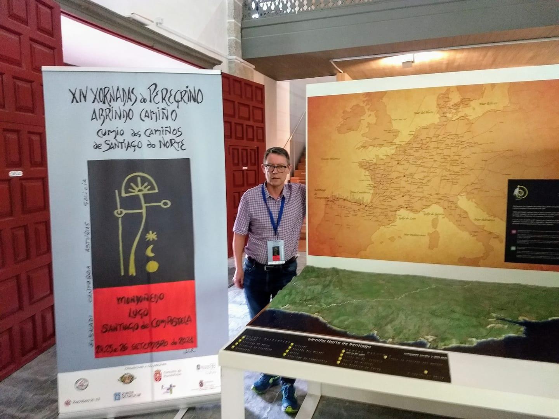 O turismo rural de Galicia e as Asociacións de amigos do Camiño de Santiago, compañeiros de camiño