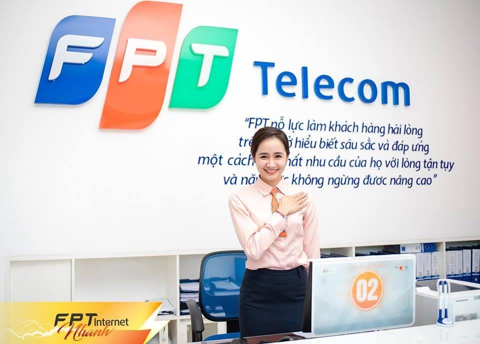 FPT Telecom - một trong những ISP hàng đầu Việt Nam