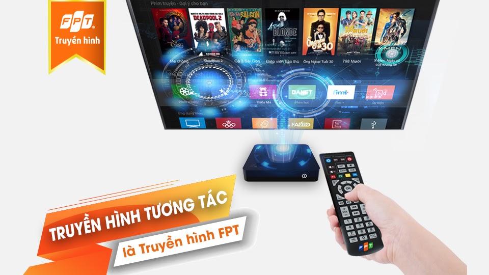 Truyền hình FPT là dịch vụ truyền hình tương tác hàng đầu Việt Nam