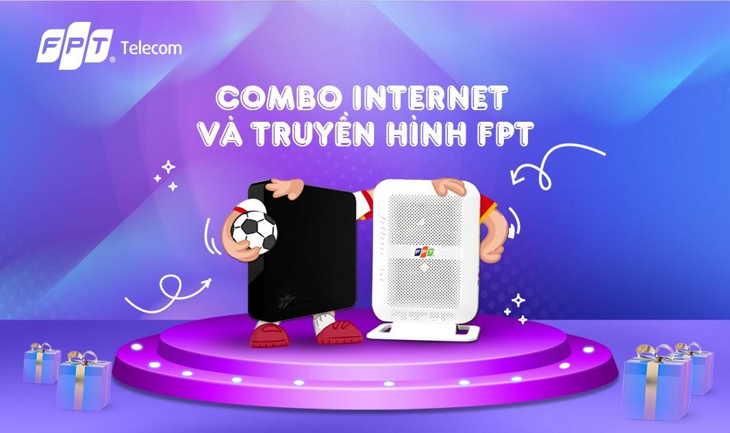 Khi sử dụng Combo internet truyền hình FPT bạn sẽ tiết kiệm đến 36%