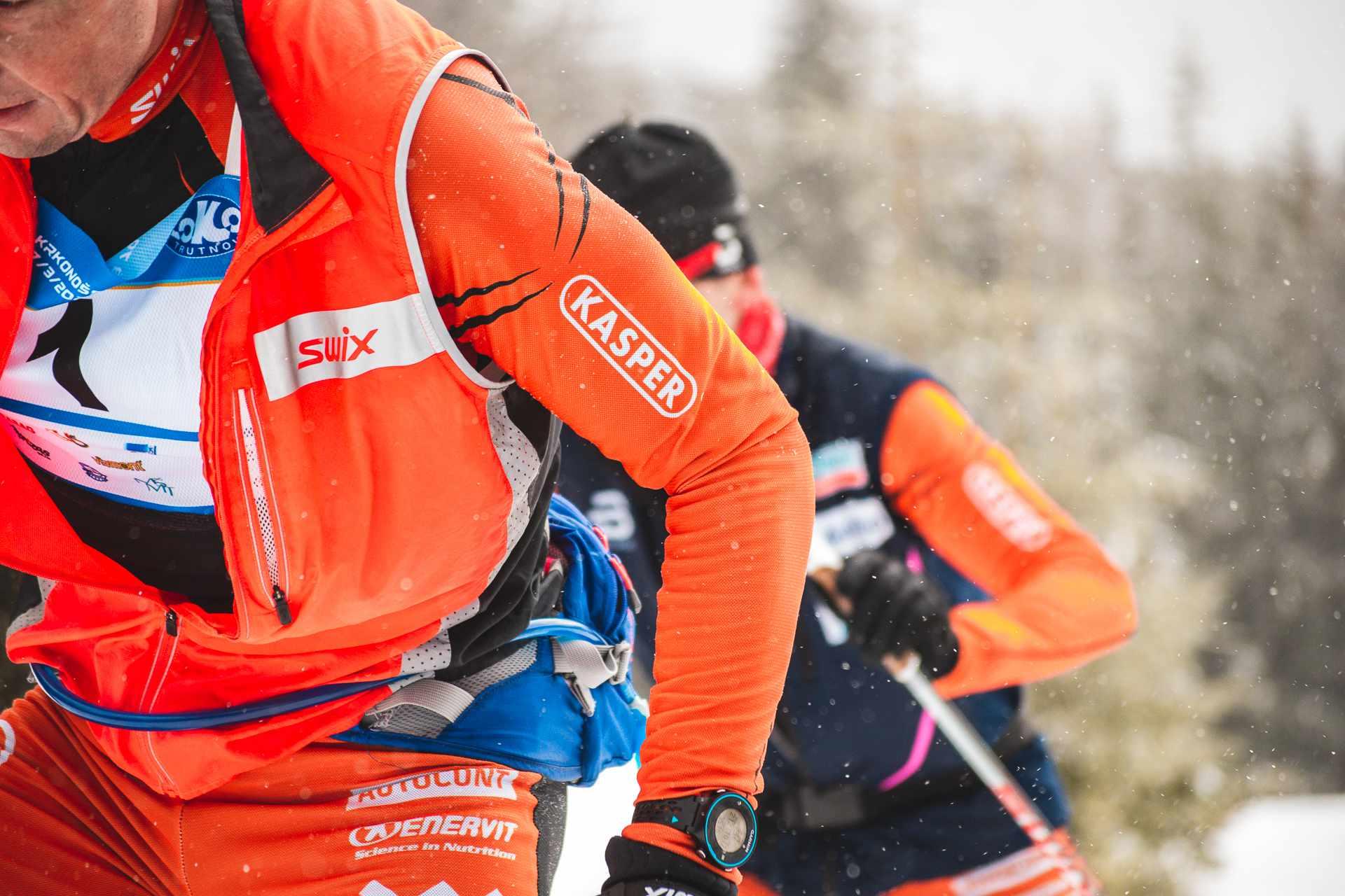 kasper swix team závodník