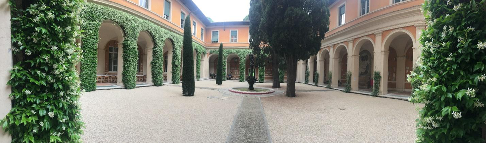 American Academy in Rome. Italy. May 2019.