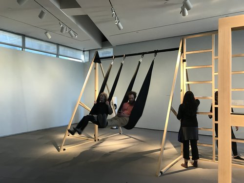Polyphonic Playground by Studio PSK. Installation view.Photo by: Molly Davis