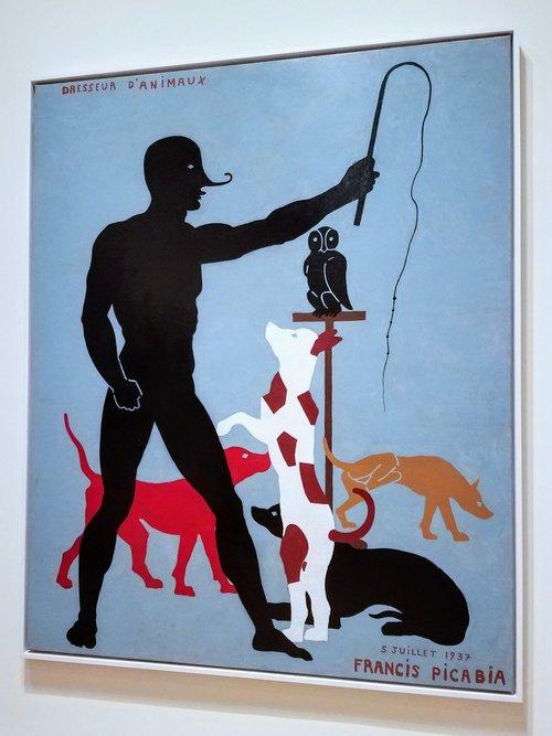 Dresseur d'animaux (1923) Photo by Lisa Williamson