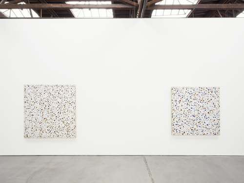 Robert Ryman, installation view at Dia Chelsea, 545 West 22nd Street, New York City. © 2015 Robert Ryman/Artists Rights Society (ARS), New York. Photo: Bill Jacobson. Courtesy the Greenwich Collection, Ltd./Dia Art Foundation
