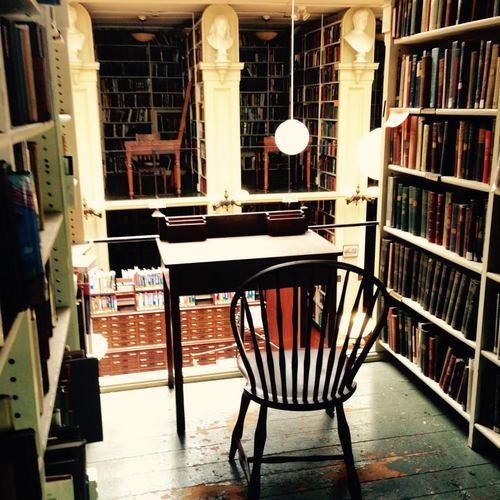 Library, by Juliet Araujo