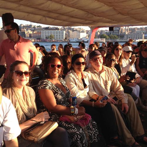IDSVA on the Bosphorus
