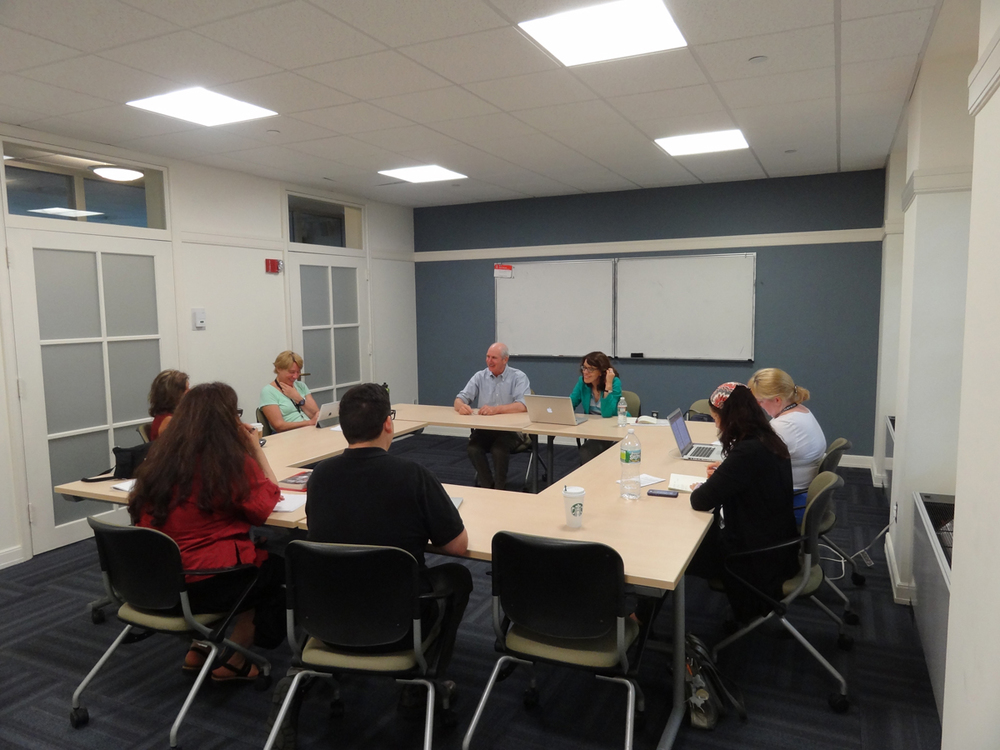 IDSVA sessions at Brown University