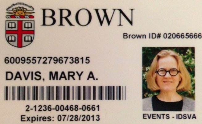 Mary Anne Davis Made it to the Ivies