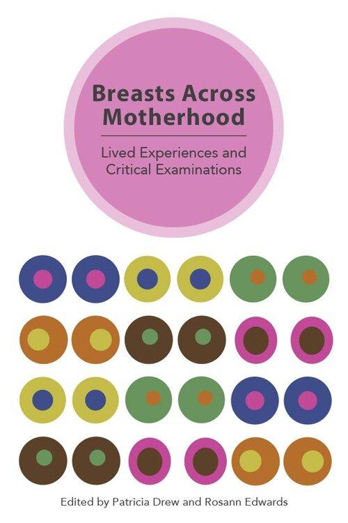 Book cover: Breasts Across Motherhood
