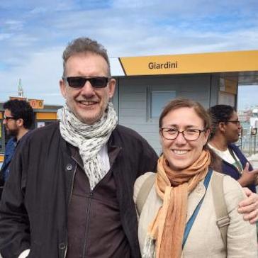 John Rajchman and Giovanna Borradori