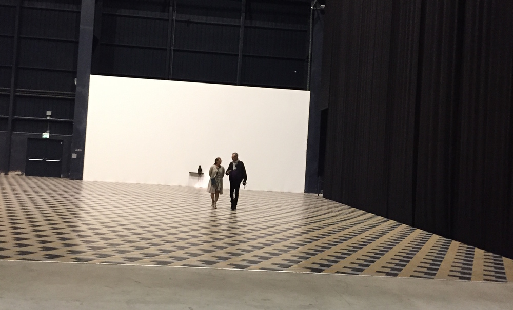 IDSVA Visiting Faculty John Rajchman and Giovanna Borradori together in Milan. Photo credit: Anne Boyman