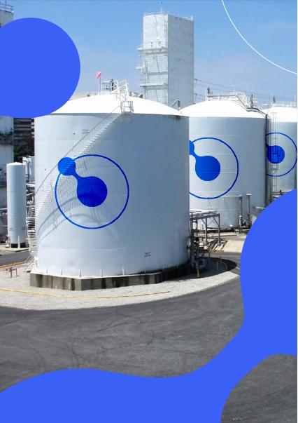 hydrogen silos