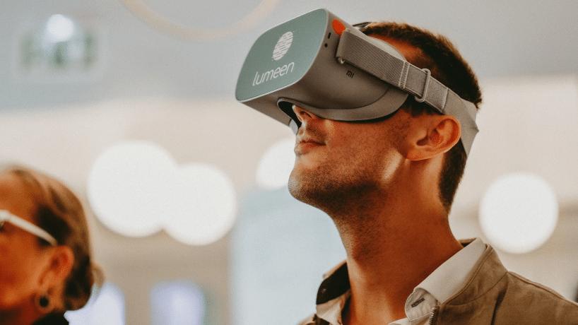 carte des startups de réalité virtuelle