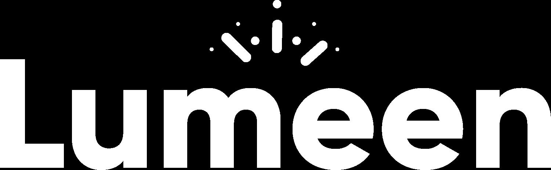 logo blanc Lumeen