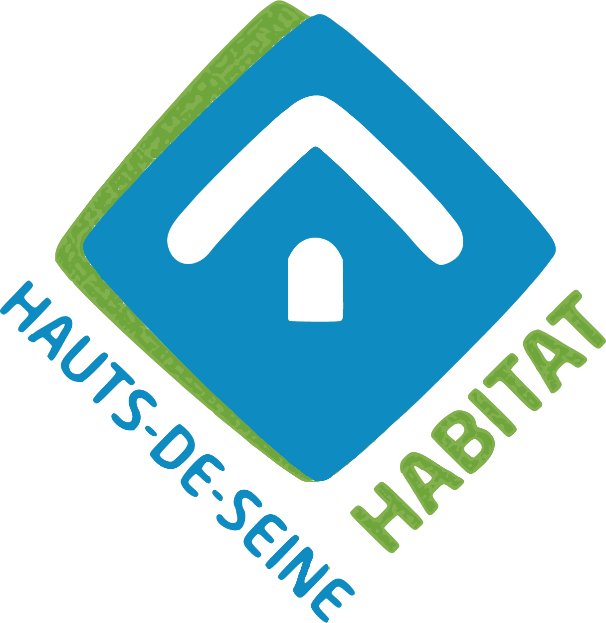 Logo haut de seine habitat