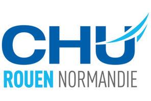Logo CHU Rouen Normandie