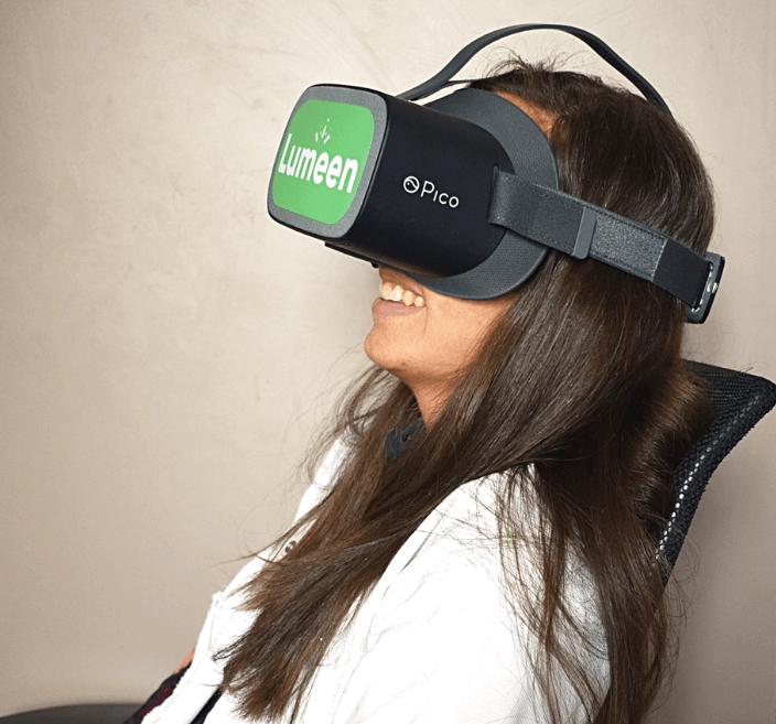 soignants utilisant réalité virtuelle pour améliorer qualité de vie au travail