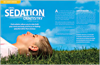Oral Sedation Dentistry article