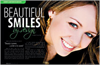Get help designing your own beautiful smile