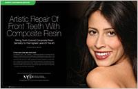 Composite Resin - Dear Doctor Magazine