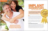 Implant Overdentures - Dear Doctor Magazine