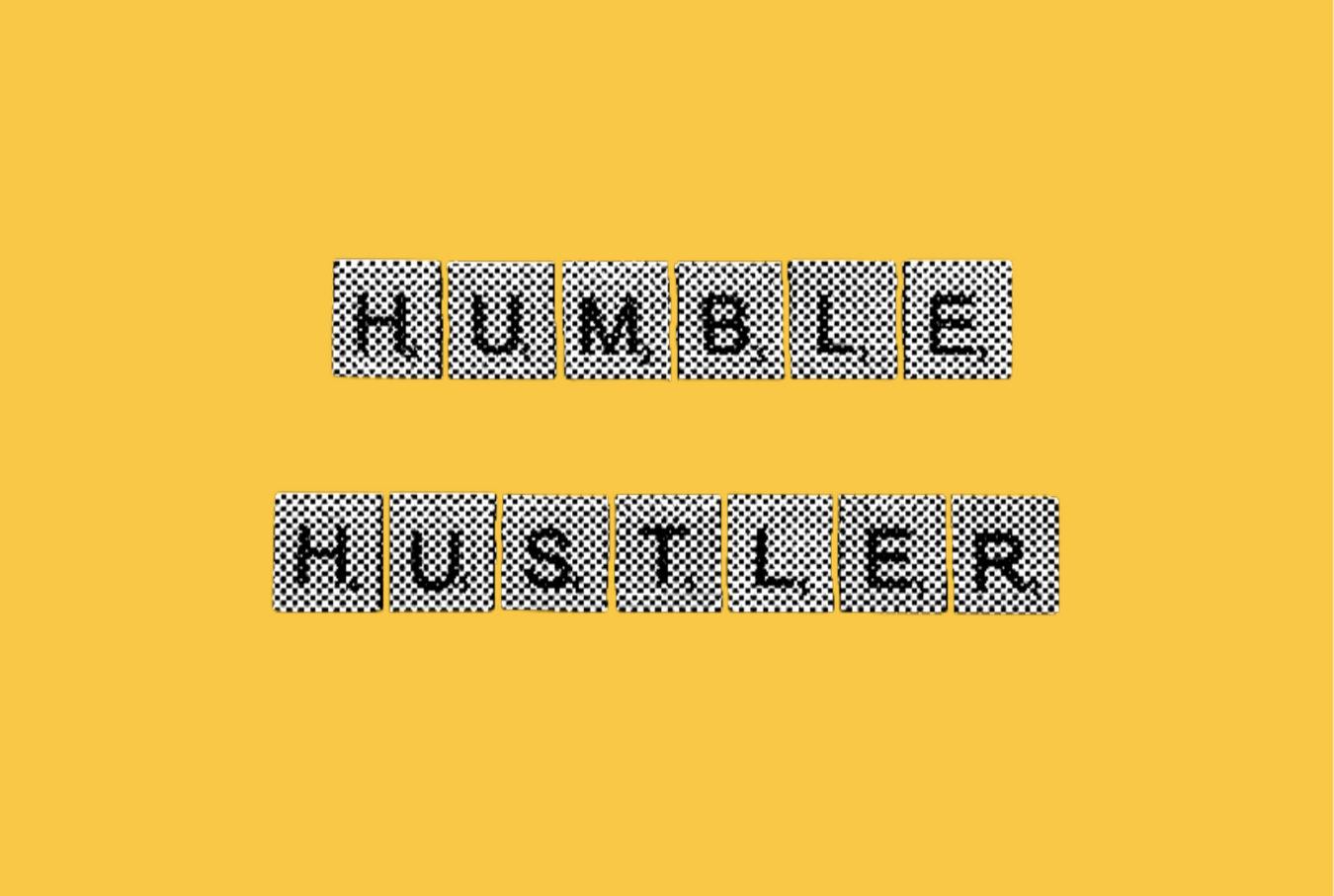 Showing humility as a gig worker