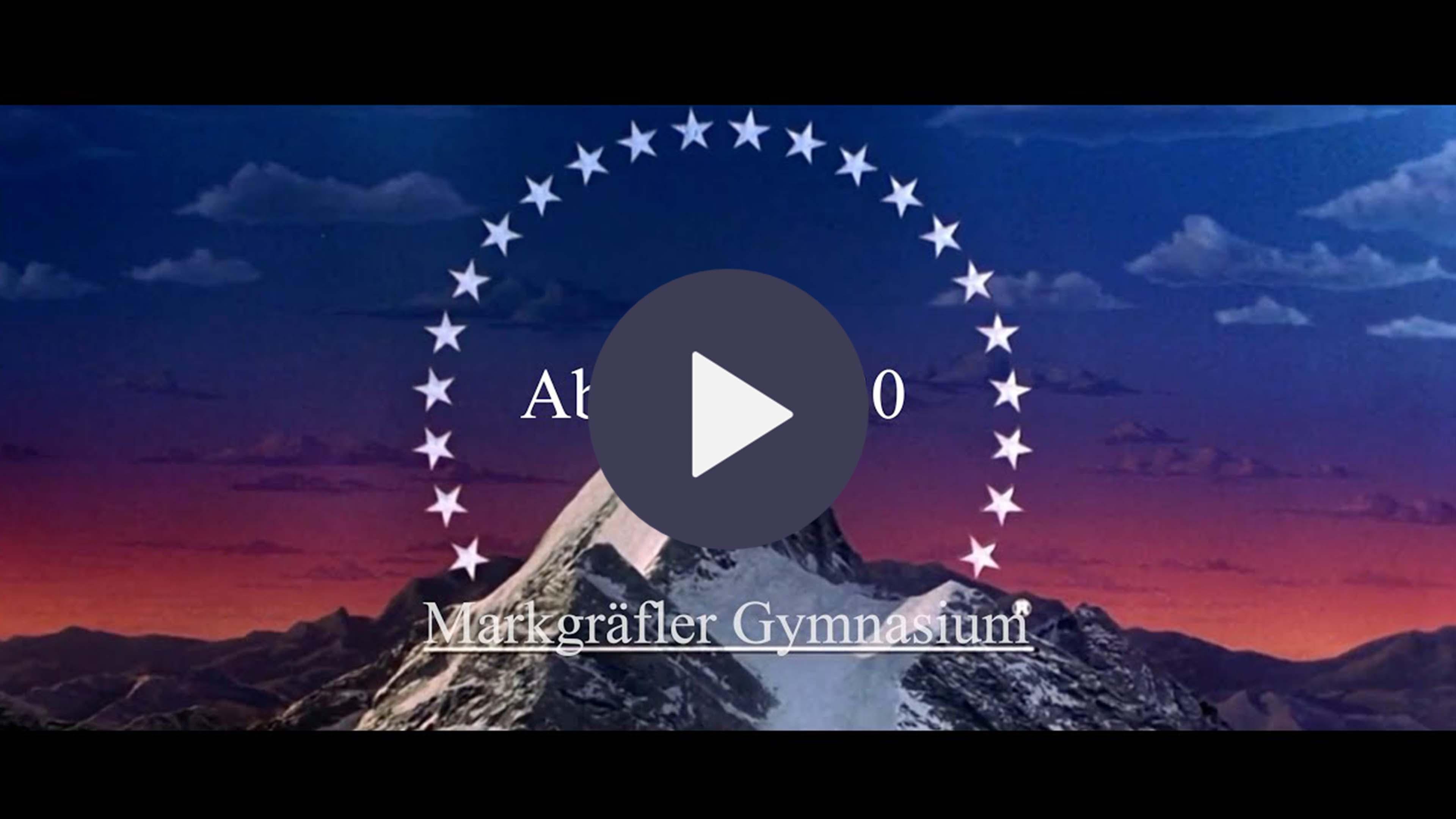 Thumbnail des Abifilms 2020, Müllheim