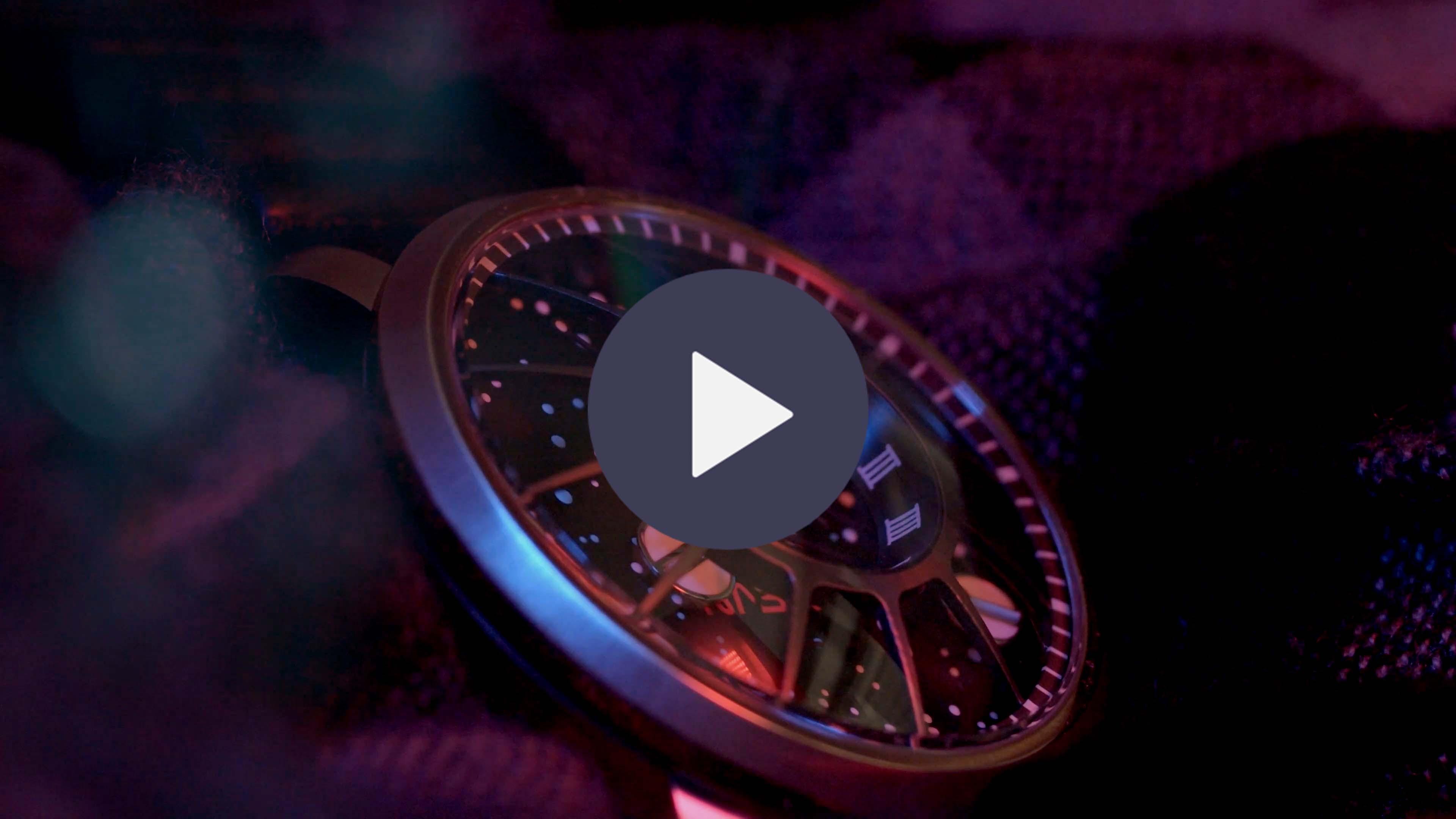 Thumbnail des Xeric Nasa Watch Produktvideos