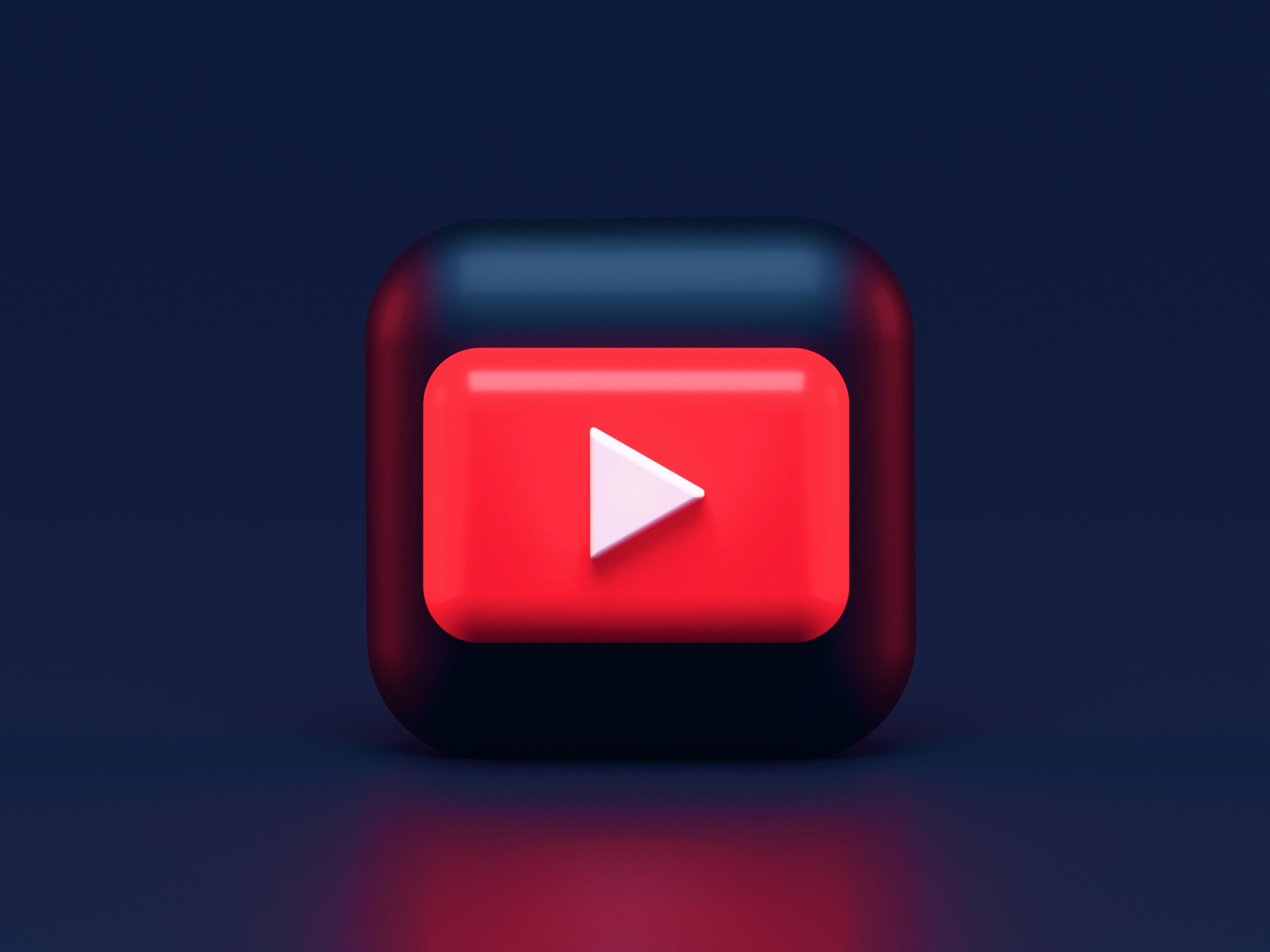Das YouTube Logo
