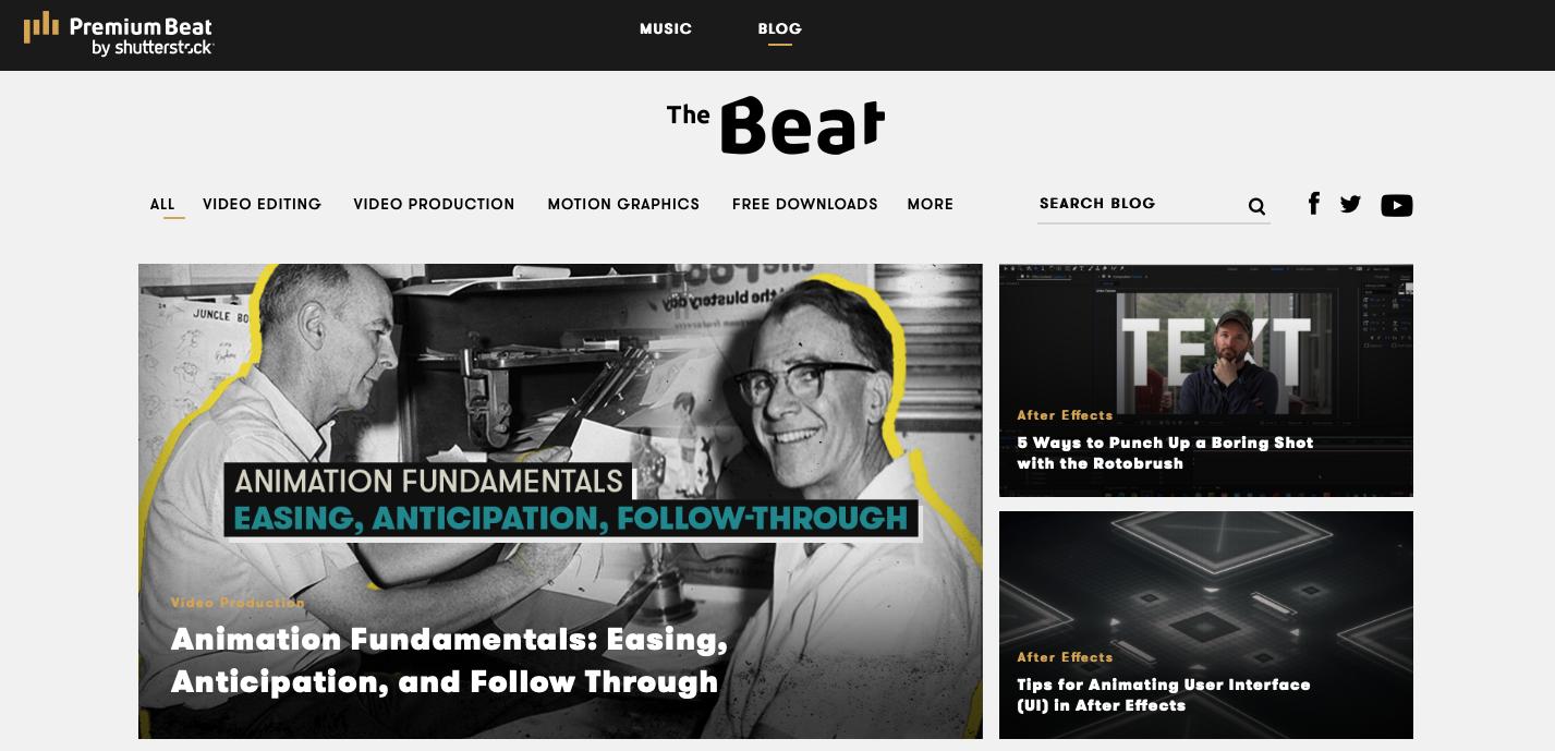 Premium Beat Videoproduktions Blog: The Beat