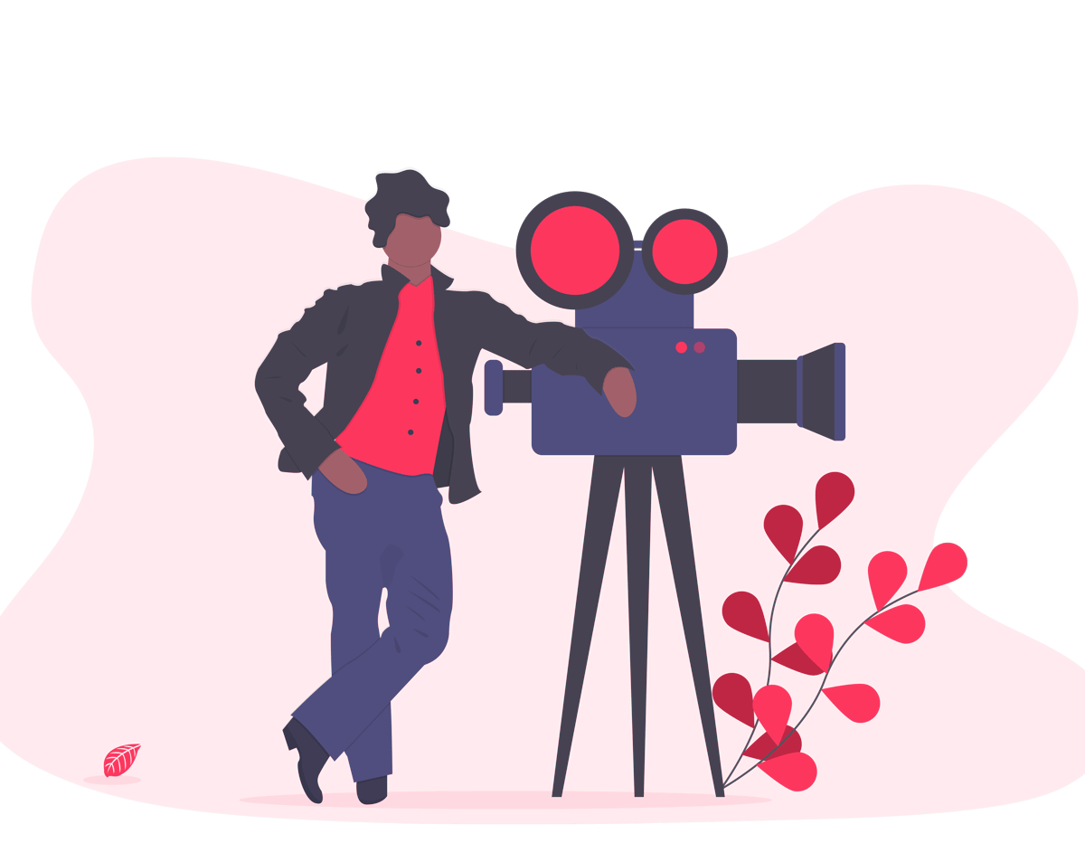 Cinematographer Illustration