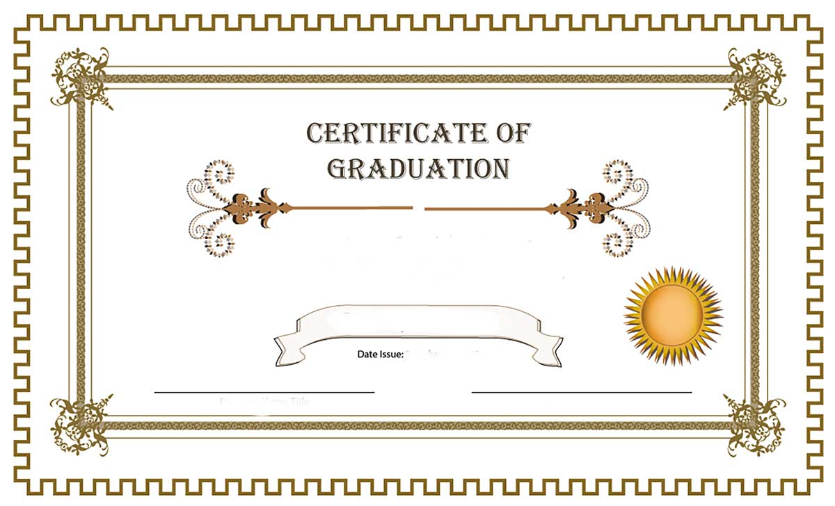 Ein Muster Diplom