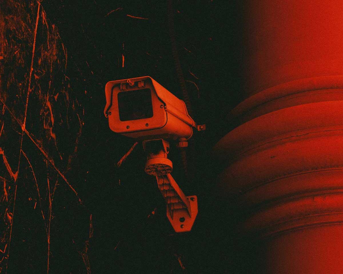 Kameras hängen auch in Verhörräumen der USA.
