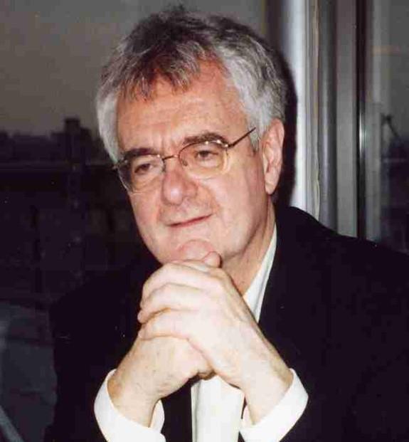 Photo du professeur Jacques Chevallier