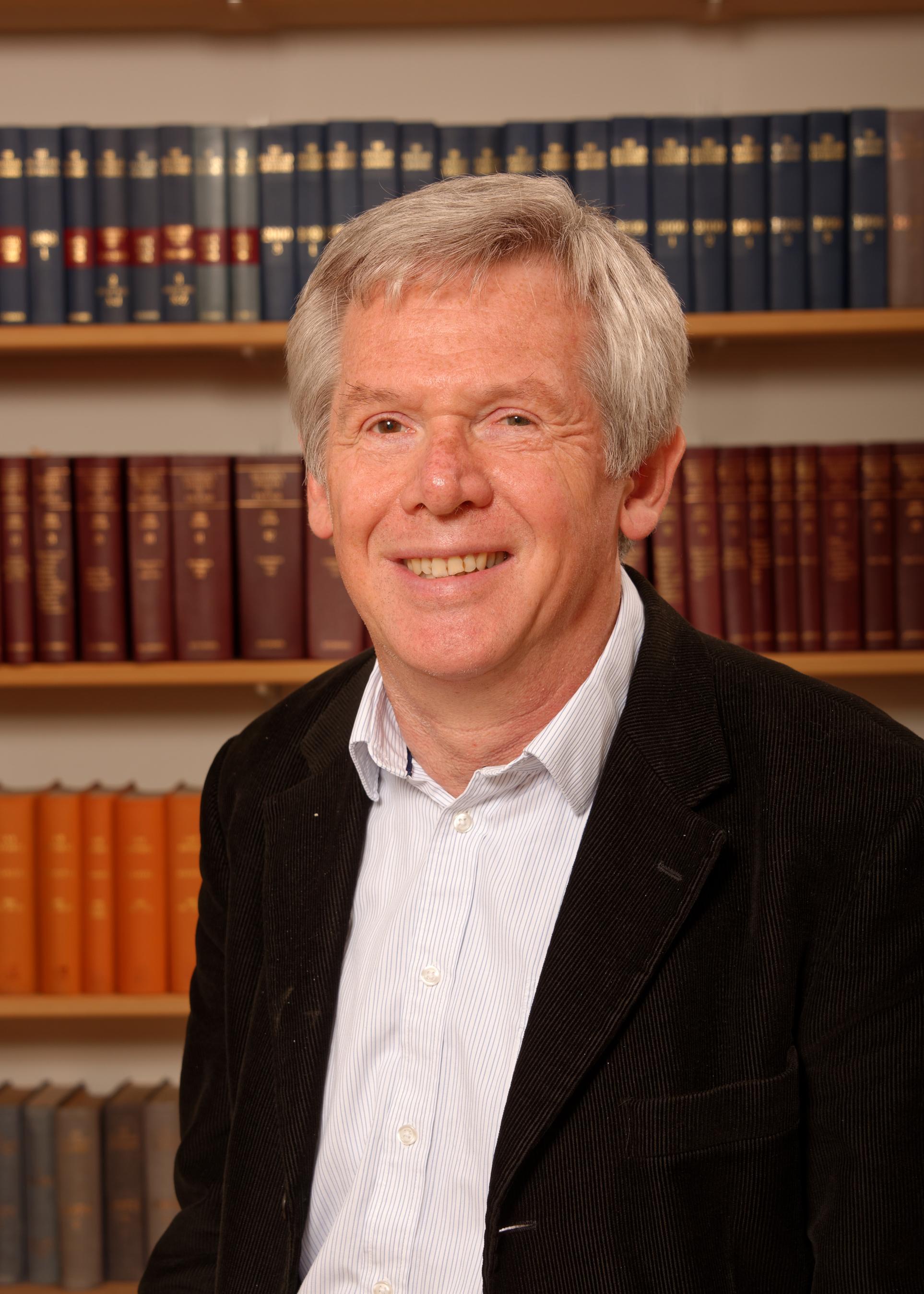 Portrait de Tony Prosser