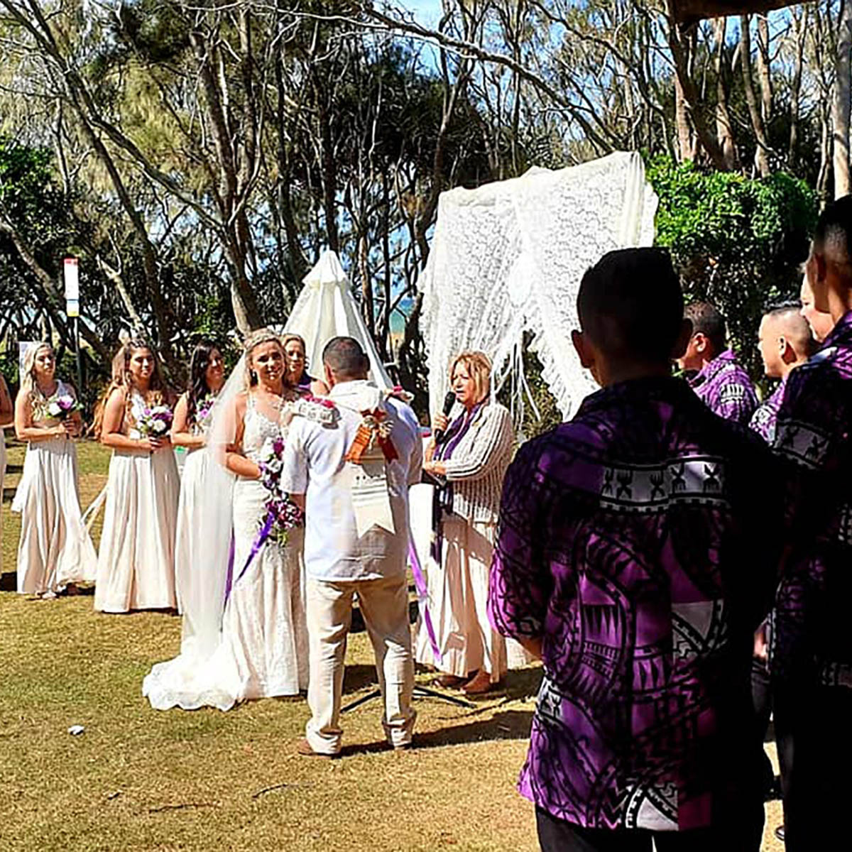 wedding of kylie and william