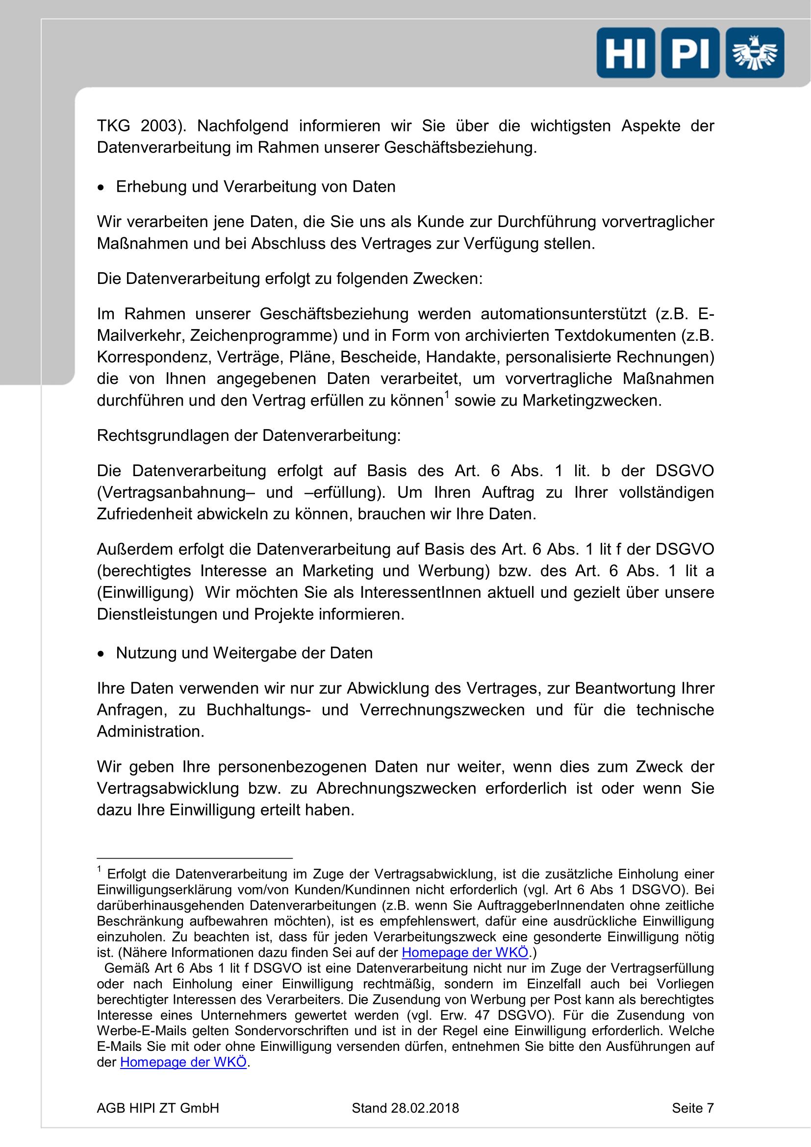 HIPI ZT GmbH AGB Seite 7