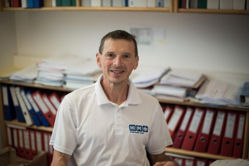 Ansprechpartner Abwasserentsorgung und Abwasserreinigung Walter Perathoner