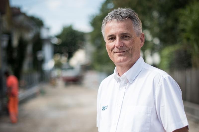 Ansprechpartner Wasserversorgung Rudi Ackerl