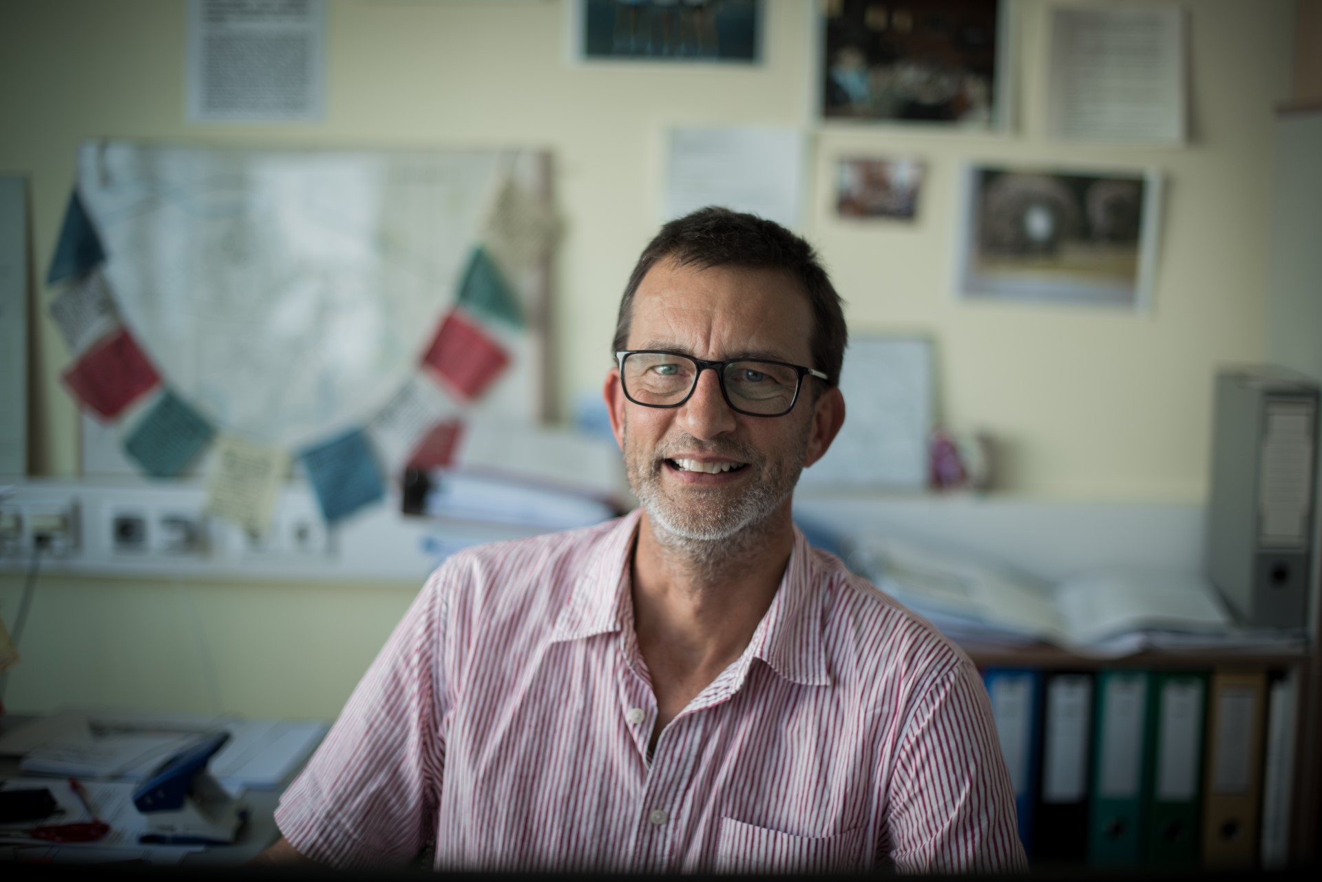 DI Ulrich Müller ist Bereichsleiter für Straßenbau und Oberflächenentwässerung im Büro für Ziviltechnik HIPI in Vöcklabruck