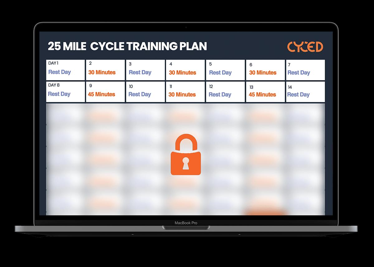 Training Plan Mac