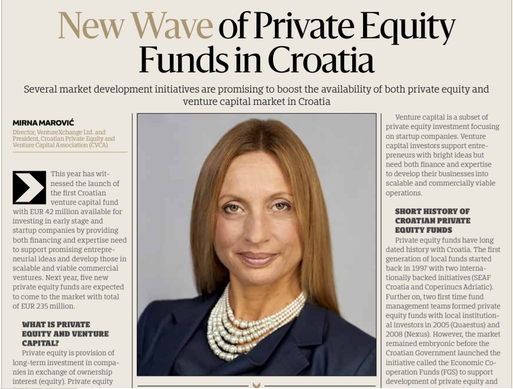 New wave of Croatian private equity funds