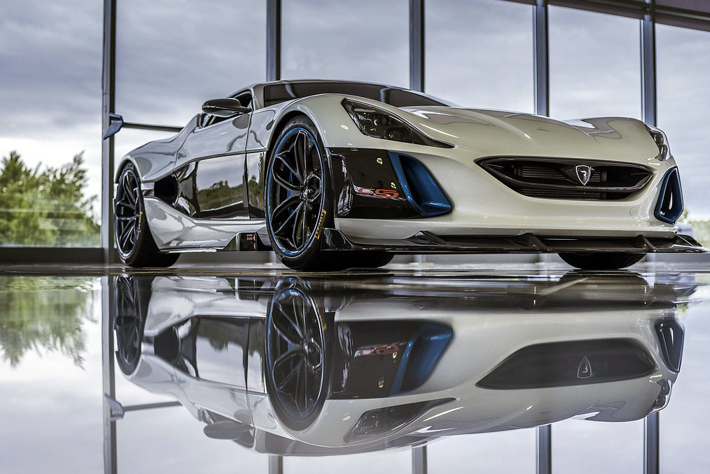Porsche increases stake in Rimac Automobili to 24%