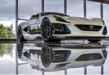 Porsche increases stake in Rimac Automobili to 24%