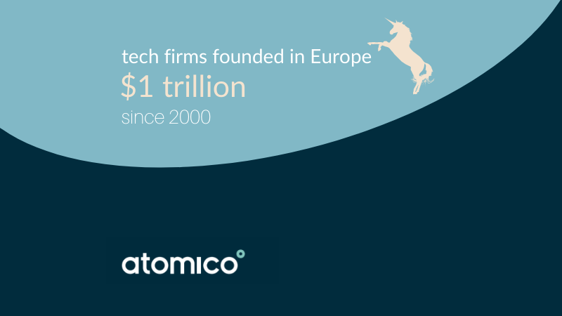 Record amounts of capital invested in the European tech industry