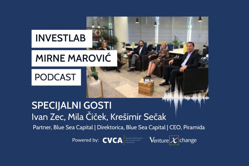 InvestLab Mirne Marović, podcast