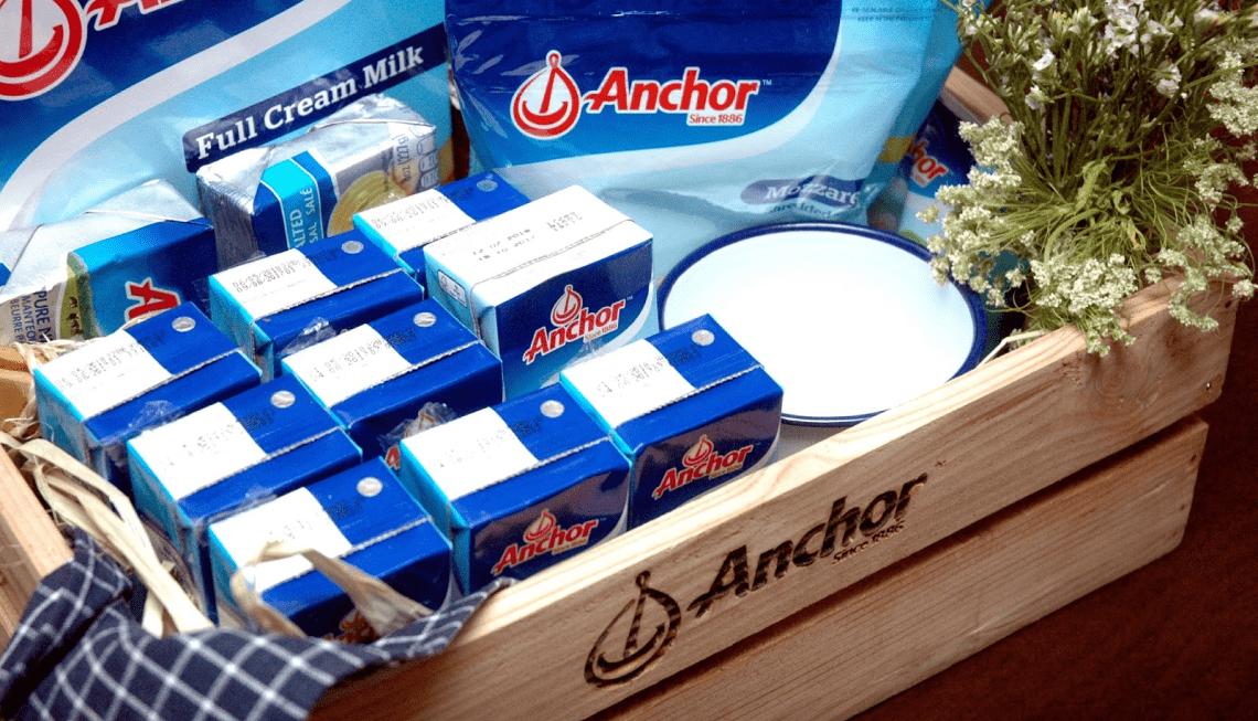 Introducing Anchor to the Sri Lankan consumer